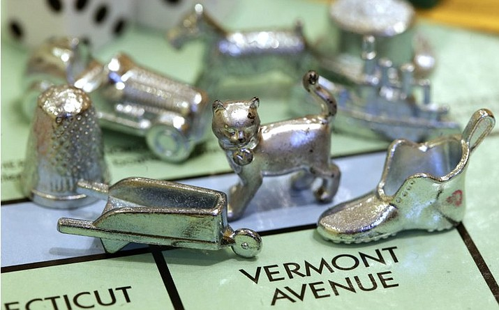Voters have rejected the thimble, an integral part of the game since being added to Monopoly in 1935. Hashtags, emojis and even a rubber duck may replace dogs, cats and hats in an upcoming version.