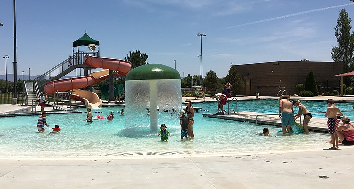 The Town of Chino Valley is considering raising prices at the Aquatics Center, saying that the state's increase in the minimum wage has increased costs. The next step is a public hearing before Council can vote on the issue.