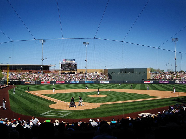 If you're a fan of Spring Training baseball, visit the Arizona Diamondbacks at Salt River Fields at Talking Stick, located off the 101 Loop in Scottsdale. (Photo by Bill Helm)