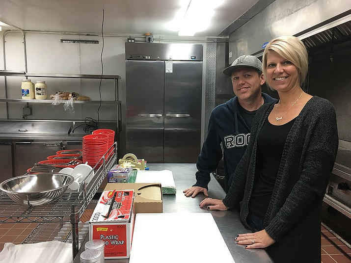 Craig and Terri Bouchard, new owners of the Sundowner bar and grill at 4400 Stockton Hill Road, put a lot of time and money into renovating the business.