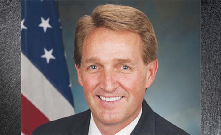 U.S. Sen. Jeff Flake/R-Arizona
