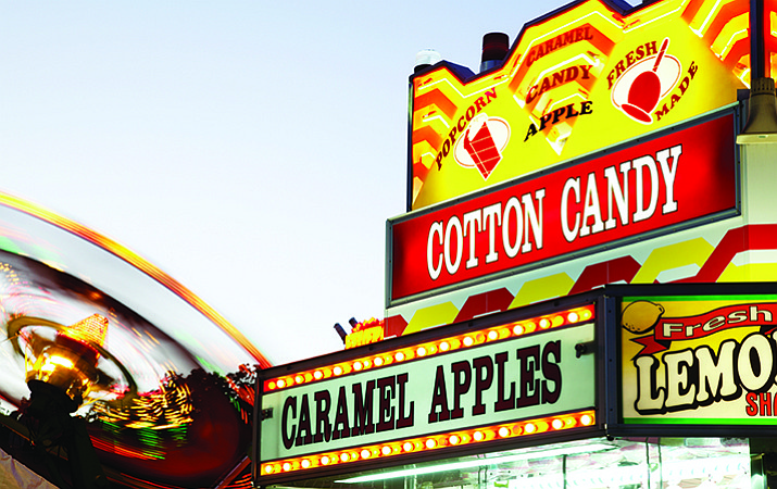 The Coconino County Fair will be held Sept. 1-4 at Fort Tuthill Park in Flagstaff, Arizona.