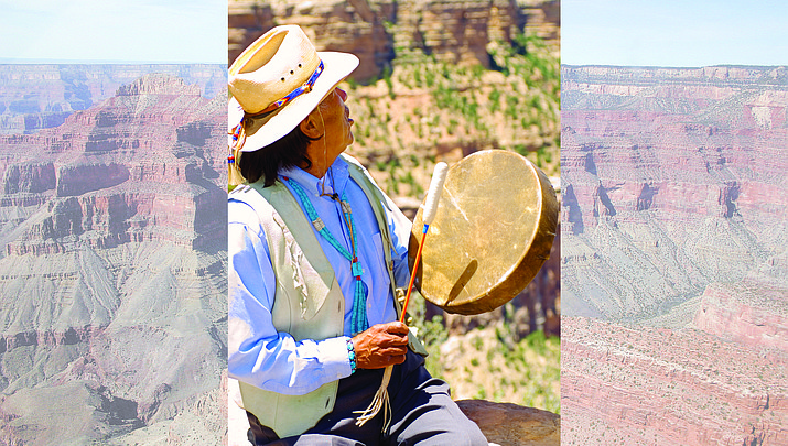 Walking in beauty: Navajo educator, dancer, musician and medicine man James Peshlakai passes at 71