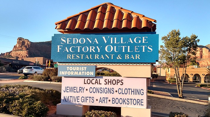 The Sedona Village Factor Outlet in the Village of Oak Creek has changed ownership and the new owner plans to convert the property to a hotel-retail complex. VVN/Dan Engler