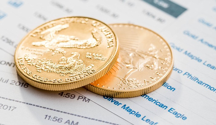 Former Congressman Ron Paul urged Arizona lawmakers Wednesday to let coin collectors and investors escape the state's capital gains tax. (Metrocreative Image)