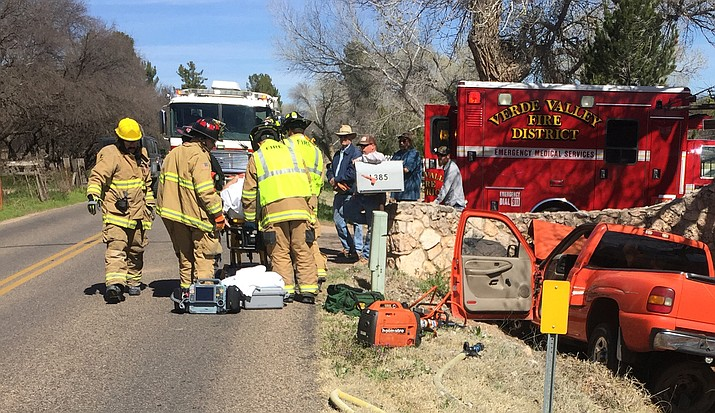 Photo courtesy of Verde Valley Fire District.