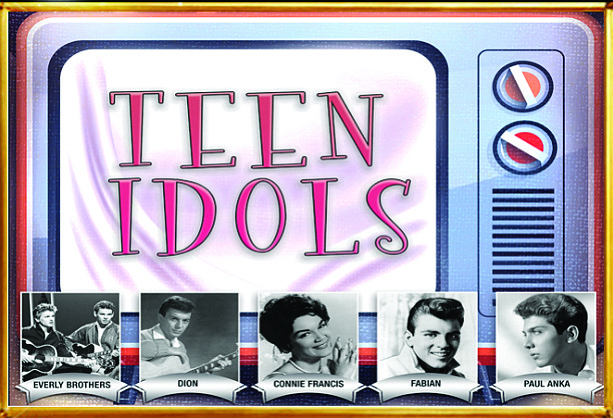 """Teen Idols"" takes the stage Saturday, March 11, at the Elks Theatre & Performing Arts Center, 117 E. Gurley St."
