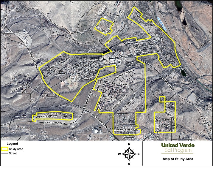 Freeport Minerals Corporation expands Clarkdale soil remediation