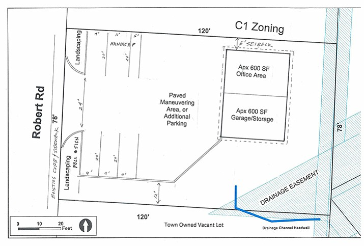 Parcel  in Prescott Valley that was unanimously rezoned for RS.