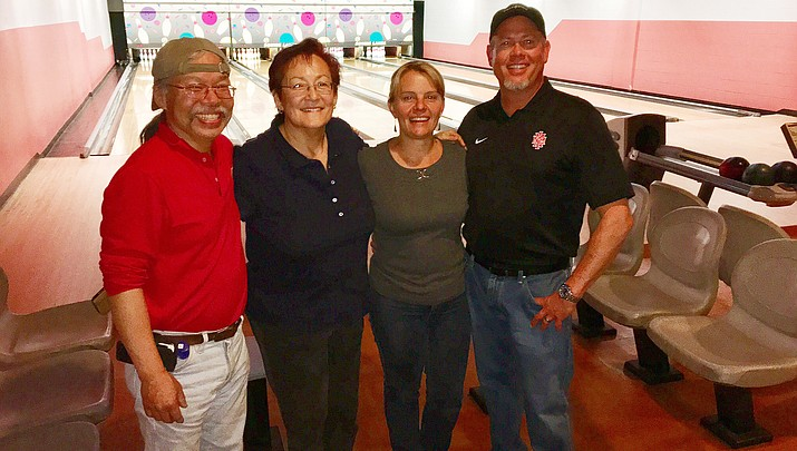 2016 Grand Canyon Bowling League winners: The Iron Turds