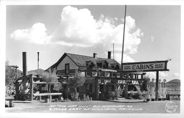 The McHatt Inn/Wagon Wheel Inn.