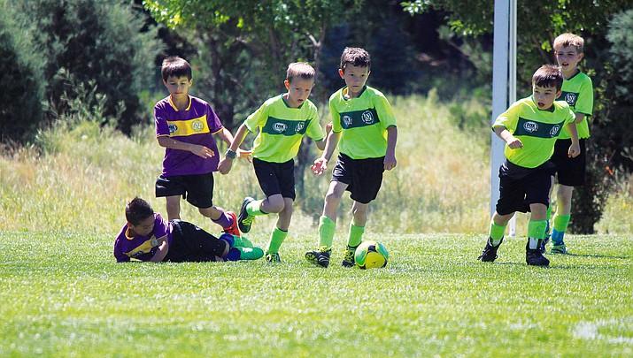 Williams AYSO summer soccer online registration has begun