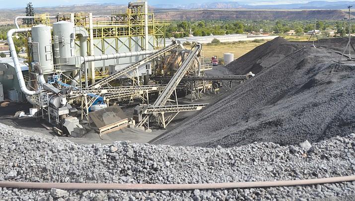 Blasting activity planned at Cottonwood slag pile