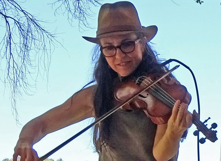 Sonja Whisman, Cottonwood Contra Dance.