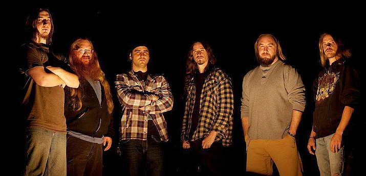 Saturday, March 25, sees the return of Prescott metal act Storm of Perception.