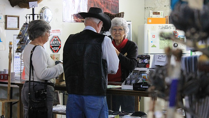 Ash Fork museum hosts Mary Colter living history; local archaeology talk