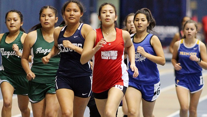 Grand Canyon Phantoms track and field off to a fast start (Photo Gallery)