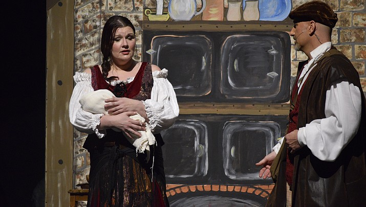 'Into the Woods' weaves fairytales into dramedy
