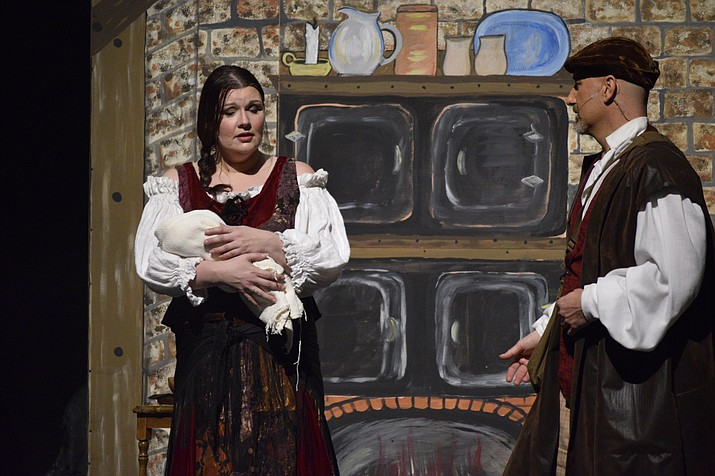 """Into the Woods"" will be at Yavapai College Performing Arts Center starting Friday, March 24."