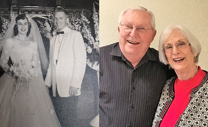 Paul and Sue Lidbeck: Then and Now