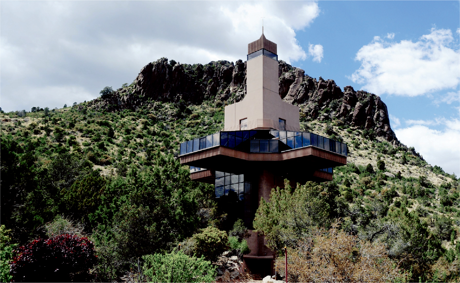 Tallest home in america located in prescott now for sale for Prescott architects