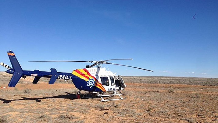 Woman stranded for 5 days rescued by AZDPS helicopter