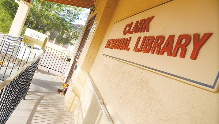 Clarkdale to discuss, possibly take action on library's fate
