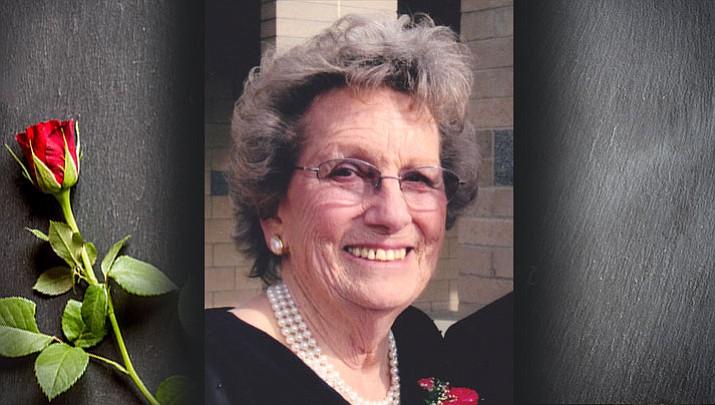 Bertha M. McDougal