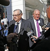 Ex-Phoenix sheriff wants his campaign talk banned at trial photo