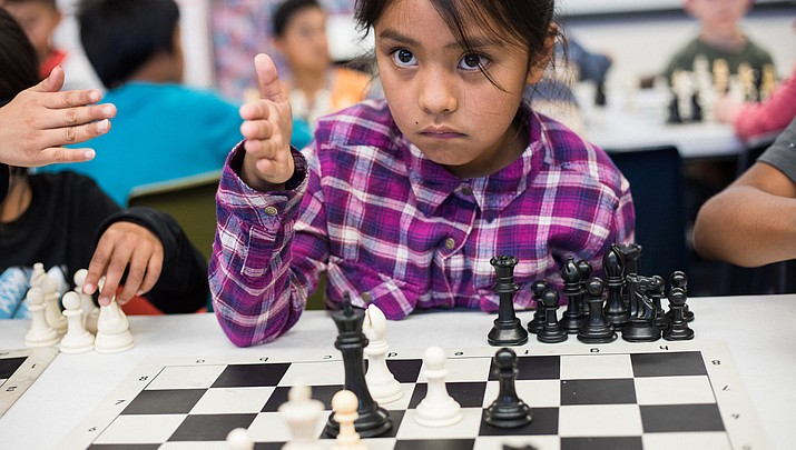 Killip Elementary School's Chess Challenge (photo gallery included)