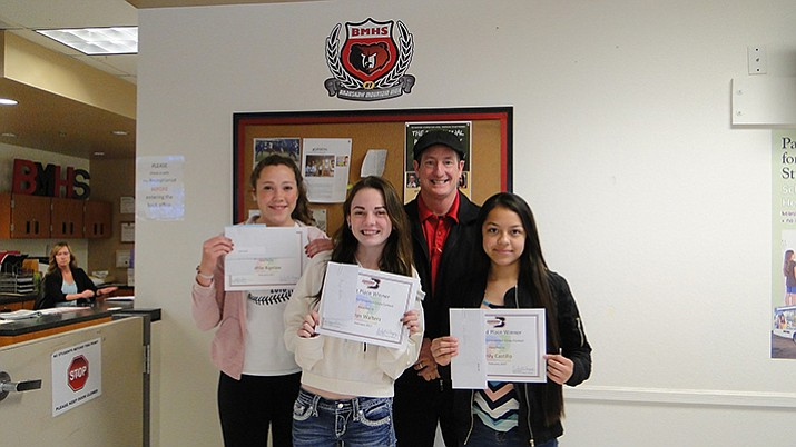 essay contest winner certificate template