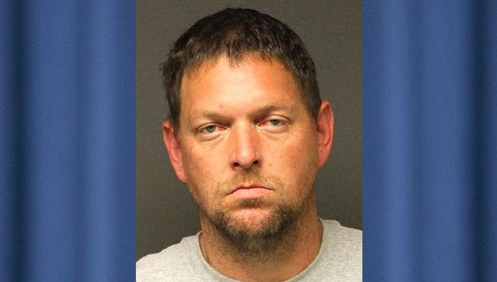 Kingman man arrested for stolen vehicle, meth