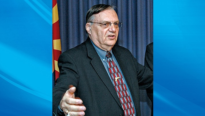 Editorial: Sheriff Joe takes page from prostitute about telling the truth