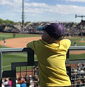 Column: Grandfather, father and son day at the ballpark photo