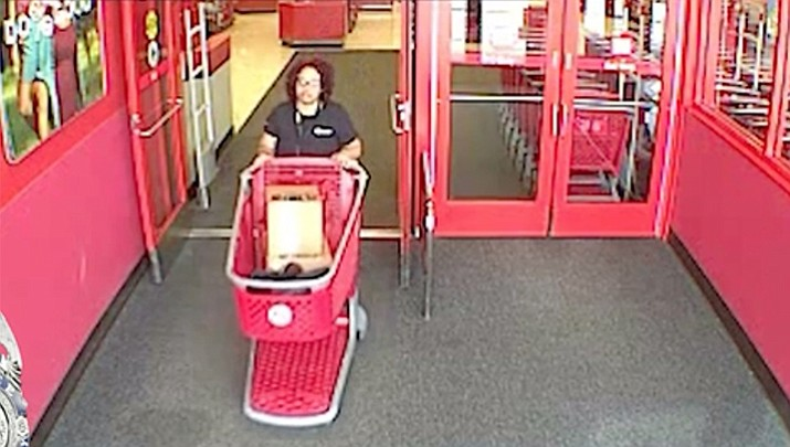 Police in Virginia are looking to identify a woman who impersonated a Target employee so that she could steal over $40,000 worth of iPhones.