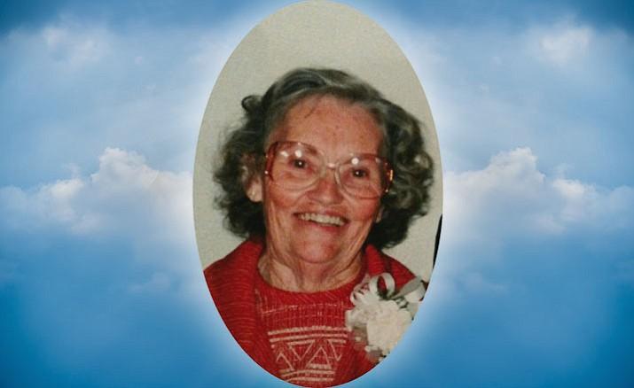 Martha L. Hogan 1928 - 2017