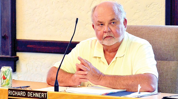 Vice Mayor Richard Dehnert said if the library is to reman open, major changes need to happen, he said. (VVN file photo)