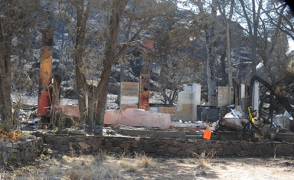 Yarnell - July 10, 2013.Les Stukenberg/The Daily Courier.