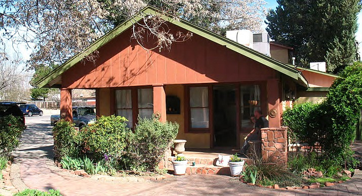 Monday, the Commission will consider the request for a conditional use permit to allow for the construction of the Castro Guest House, after tabling the agenda item March 20. (Courtesy of City of Cottonwood Planning and Zoning Commission)