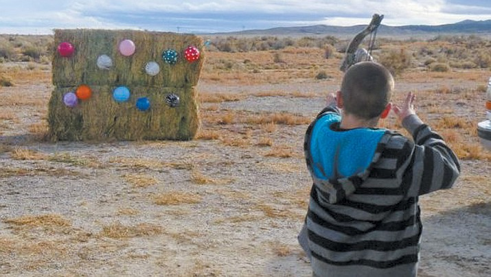 Kingman Range Days will have plenty of firearms as well as archery-themed shooting events.