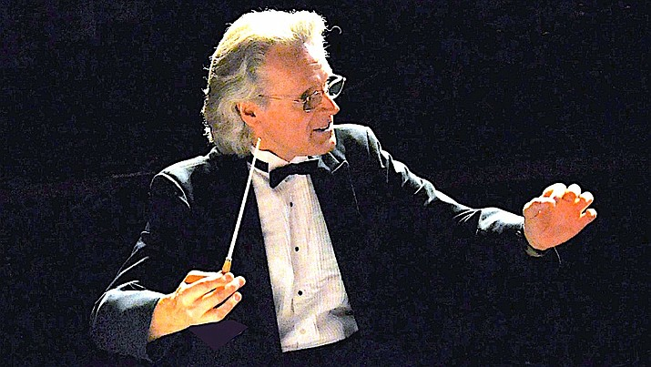 Sedona conductor Russell Fox