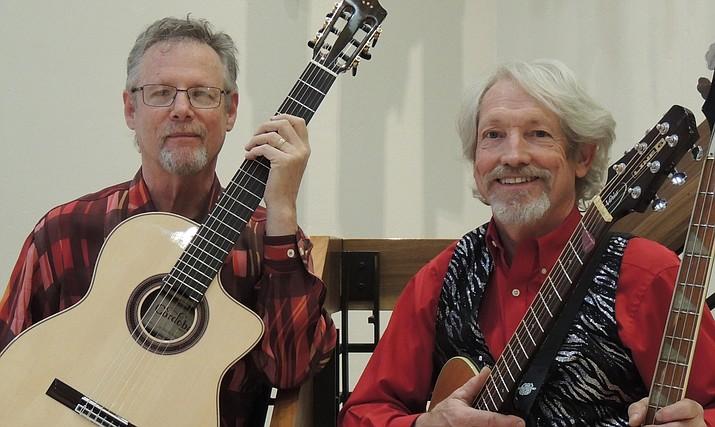 Rick Cyge and Steve Douglas