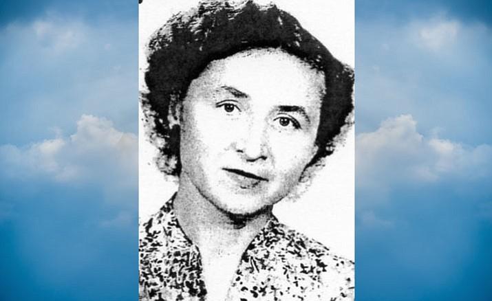 Anna Anderson 1928 - 2017