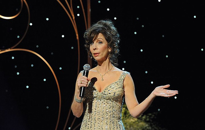 Rita Rudner performs at Yavapai College Performing Arts Center Saturday, April 15. For more, see Friday's Kudos.