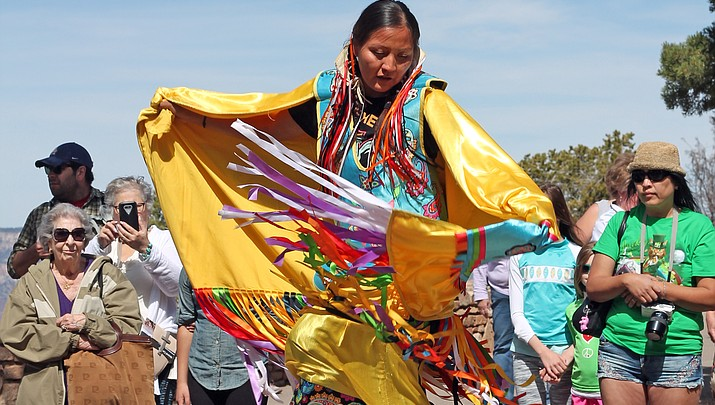 Dancers honor tradition, usher in spring