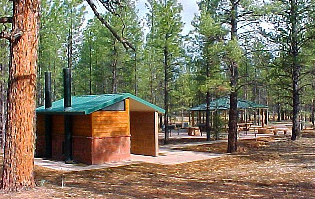 Northern Arizona campgrouds report higher-than-average crowds