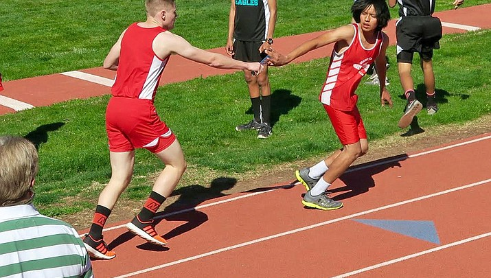 Grand Canyon track and field continues success in Page, Joseph City (See Photo Gallery)