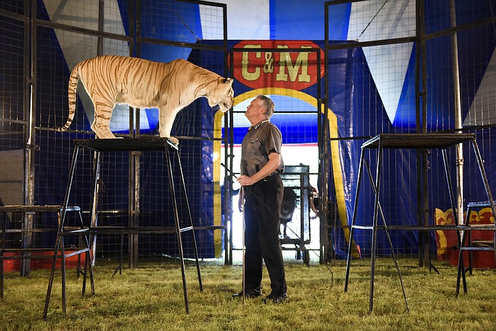 For 32 weeks of the year, Culpepper & Merriweather Circus brings an action-packed 90 minute show to over 200 towns in 17 different states.