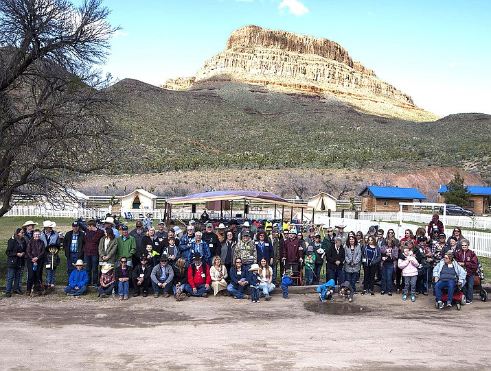 "Some 200 descendants of Mohave County pioneer ranchers Tap and Ollie Duncan attended a family reunion April 1 at Diamond Bar Ranch near Meadview. Stories of Tap Duncan refer to connections to famous outlaws such as the ""Hole in the Wall Gang,"" and he allegedly participated in a bank robbery in Winnemucca, Nevada."