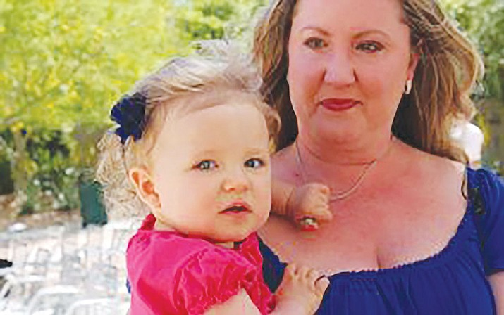Carie Semenko said her 15-month-old daughter, Miela, has a good life ahead of her because she received a donor heart when she was just a few months old.